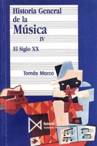 HA.GENERAL DE LA MUSICA IV: portada