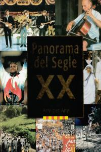 PANORAMA SEGLE XX ANY PER ANY - CAT: portada