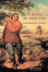 GRANO DE MAIZ ROJO: portada