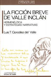 FICCION BREVE DE VALLE-INCLAN: portada