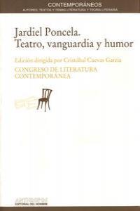 JARDIEL PONCELA TEATRO VANGUARDIA: portada