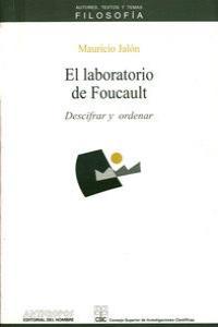 LABORATORIO DE FOUCAULT: portada