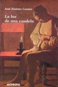LUZ DE UNA CANDELA: portada