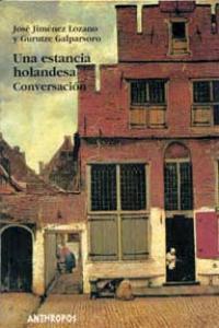 ESTANCIA HOLANDESA: portada