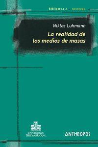 REALIDAD DE LOS MEDIOS,LA: portada
