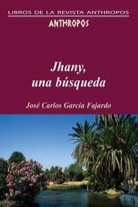 JHANY UNA BUSQUEDA: portada