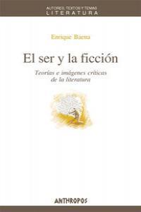 SER Y LA FICCION,EL: portada