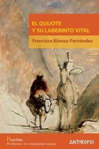 QUIJOTE Y SU LABERINTO VITAL,EL: portada