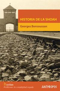 HISTORIA DE LA SHOAH: portada