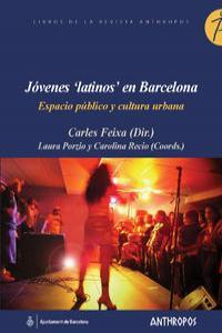 JOVENES LATINOS EN BARCELONA: portada