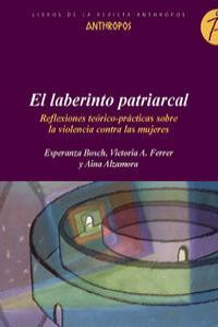 LABERINTO PATRIARCAL,EL: portada