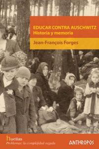 EDUCAR CONTRA AUSCHWITZ: portada