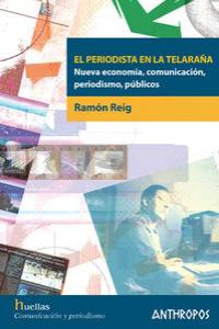PERIODISTA EN LA TELARAÑA,EL: portada