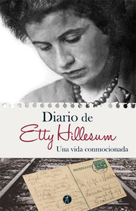 DIARIO DE ETTY HILLESUM. UNA VIDA CONMOCIONADA: portada