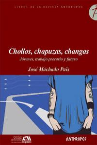 CHOLLOS CHAPUZAS CHANGAS: portada