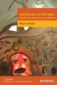 JUSTICIA DE LAS VICTIMAS: portada
