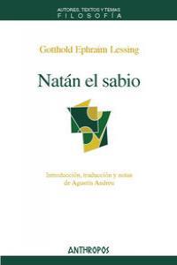 NATAN EL SABIO: portada