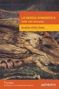 HERIDA ROMANTICA,LA: portada