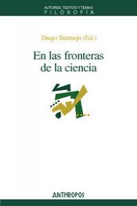 EN LAS FRONTERAS DE LA CIENCIA: portada