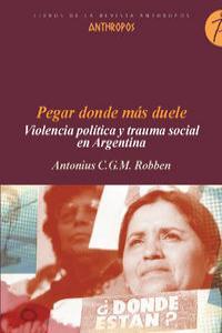 PEGAR DONDE MAS DUELE: portada