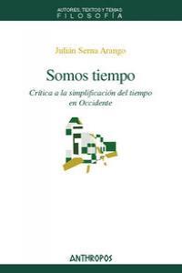 SOMOS TIEMPO: portada