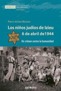 NIÑOS JUDIOS DE IZIEU,LOS: portada