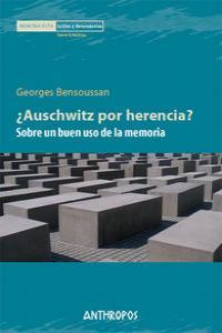 AUSCHWITZ POR HERENCIA: portada