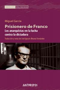 PRISIONERO DE FRANCO: portada