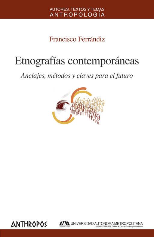 ETNOGRAFIAS CONTEMPORANEAS: portada