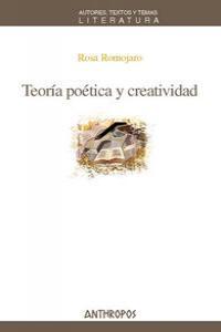 TEORIA POETICA Y CREATIVIDAD: portada
