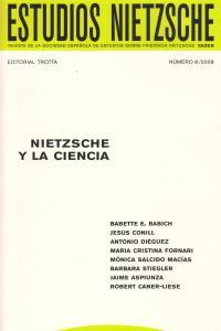 ESTUDIOS NIETZSCHE Nº 08: portada