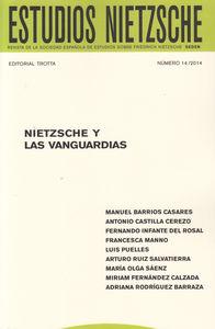 ESTUDIOS NIETZSCHE: portada