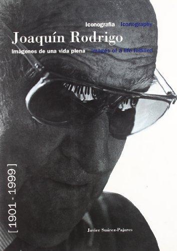 ICONOGRAFIA JOAQUIN RODRIGO: portada