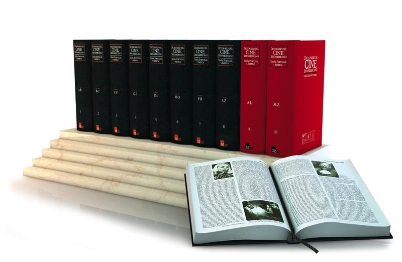 DICCIONARIO DEL CINE IBEROAMERICANO (Vol. 2): portada
