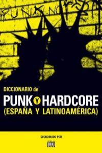 DICCIONARIO DE PUNK Y HARDCORE: portada