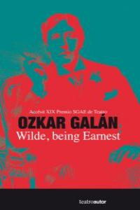 Wilde, being Earnest: portada