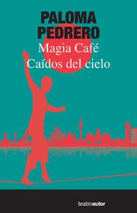 Caídos del cielo / Magia Café: portada