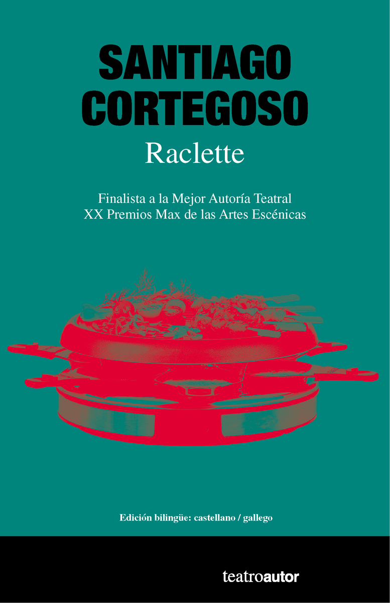 Raclette: portada