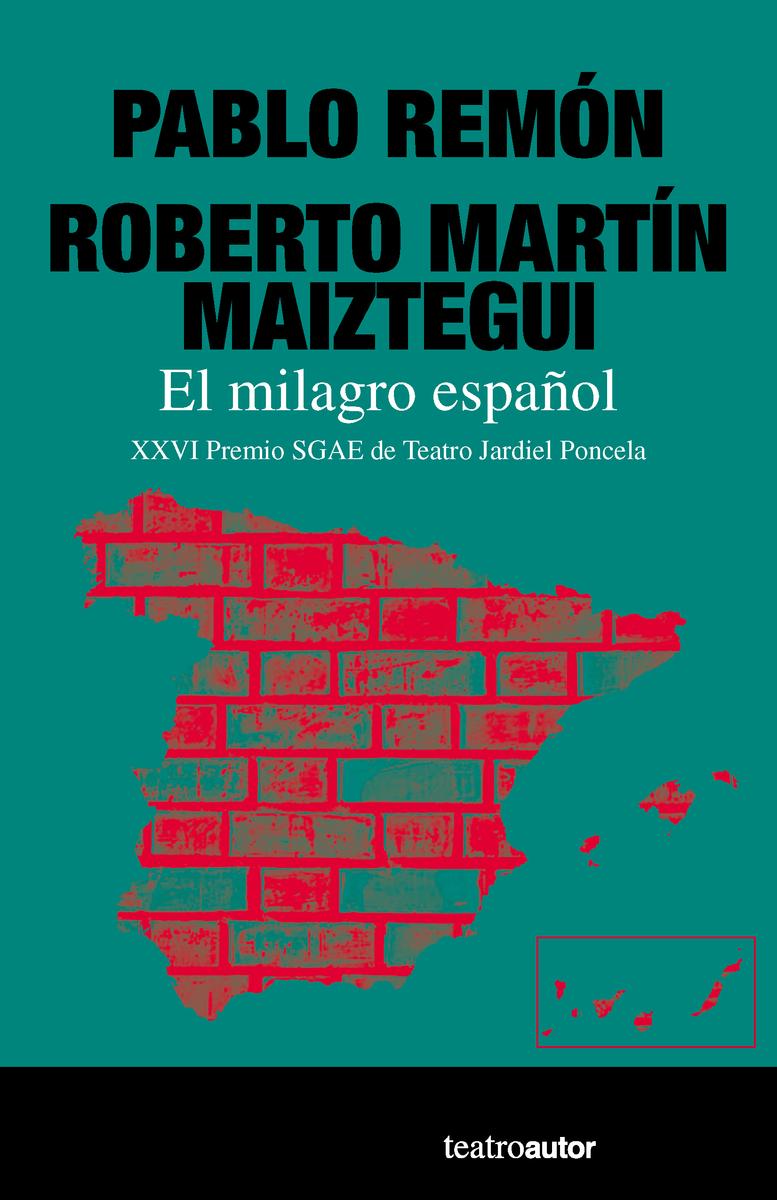 El milagro español: portada