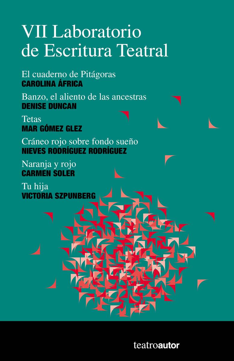 VII LABORATORIO DE ESCRITURA TEATRAL: portada