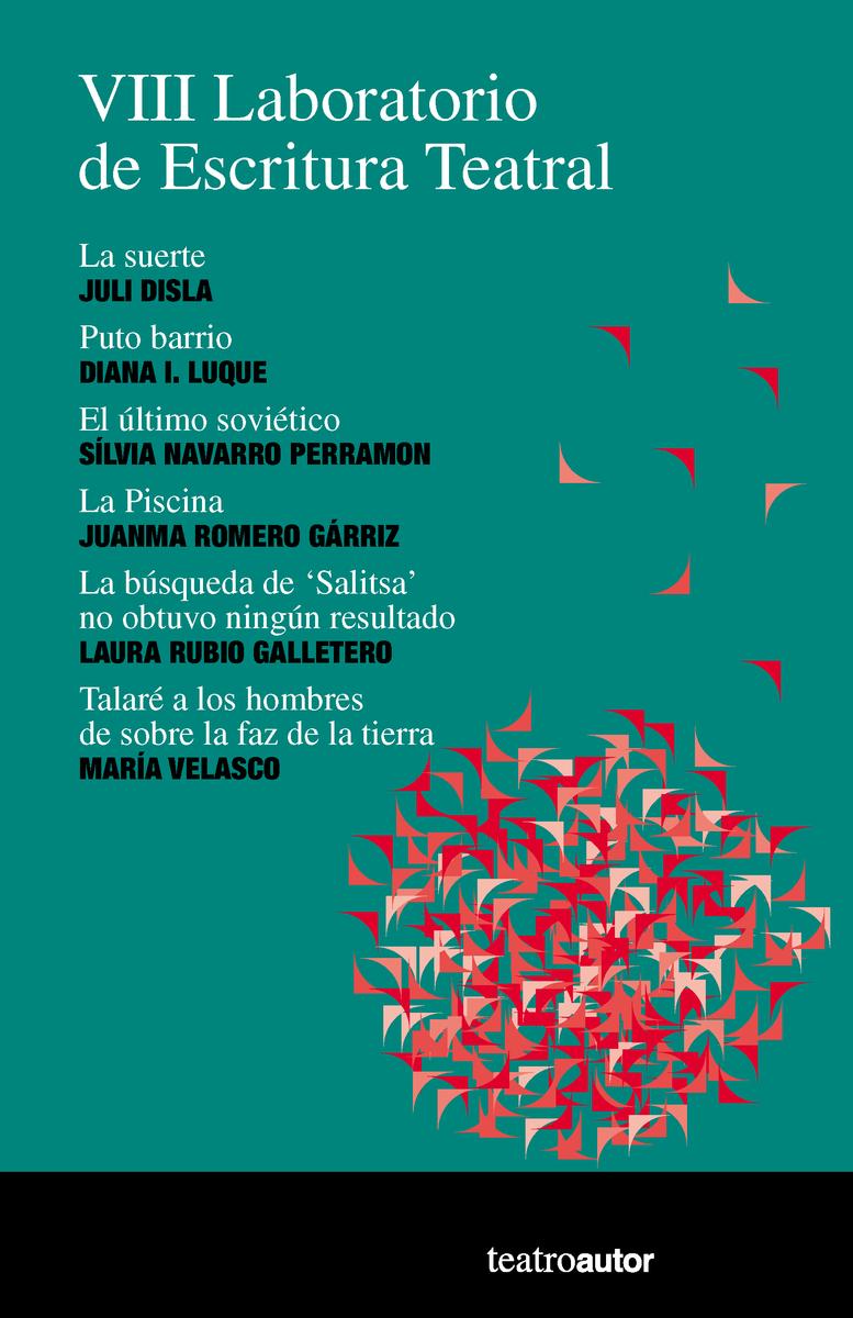 VIII LABORATORIO DE ESCRITURA TEATRAL: portada