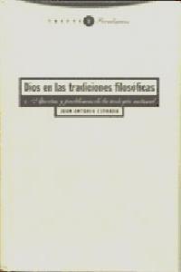 DIOS EN LAS TRADICIONES FILOSóFICAS 1: portada