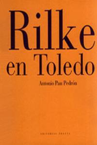 RILKE EN TOLEDO: portada