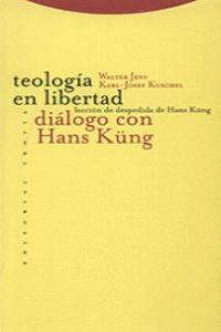TEOLOGíA EN LIBERTAD: portada
