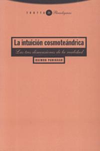 LA INTUICIóN COSMOTEáNDRICA: portada