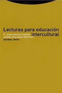 LECTURAS PARA EDUCACIóN INTERCULTURAL: portada
