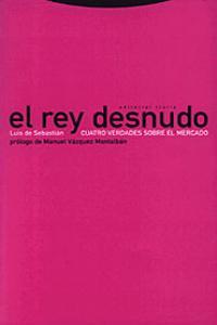 EL REY DESNUDO: portada