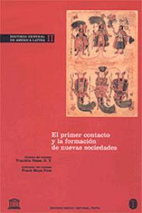 HISTORIA GENERAL DE AMéRICA LATINA VOL. II: portada
