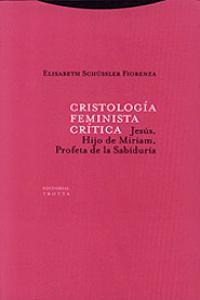 CRISTOLOGíA FEMINISTA CRíTICA: portada