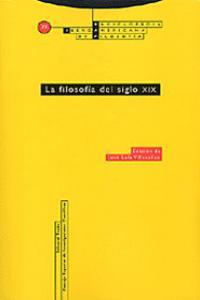 LA FILOSOFíA DEL SIGLO XIX: portada